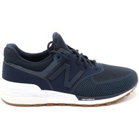 Chaussures Homme Baskets basses New Balance BASKET MS574 D BLEU INDIGO