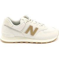 Chaussures Femme Baskets basses New Balance BASKET WL574 B BLANC CASSE