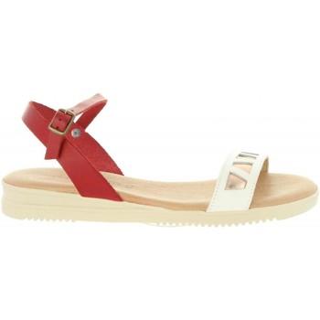Chaussures Femme Sandales et Nu-pieds Cumbia 20575 Rojo