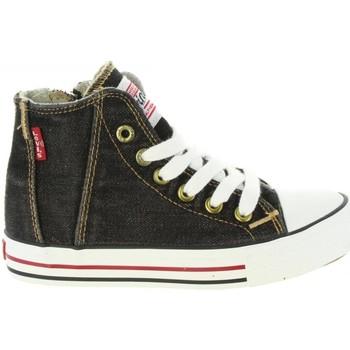 Chaussures Enfant Baskets montantes Levi's VTRU0004T ORIG Negro