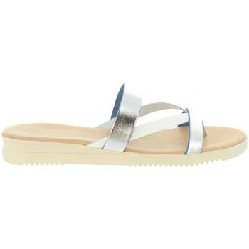 Chaussures Femme Sandales et Nu-pieds Cumbia 20573 Plateado