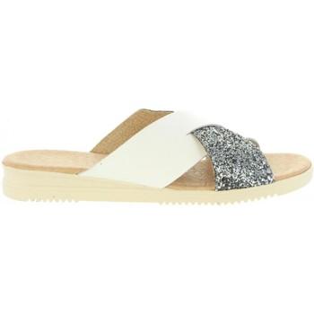 Chaussures Femme Sandales et Nu-pieds Cumbia 20571 Plateado