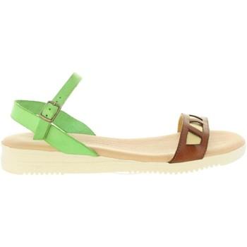 Chaussures Femme Sandales et Nu-pieds Cumbia 20575 Verde