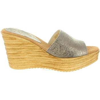 Chaussures Femme Sandales et Nu-pieds Cumbia 31000 Plateado