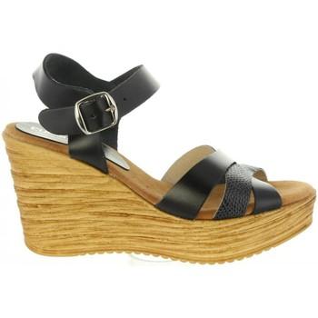Chaussures Femme Sandales et Nu-pieds Cumbia 31001 Negro