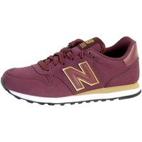 Chaussures Femme Baskets mode New Balance Basket  GB500BGG Rouge