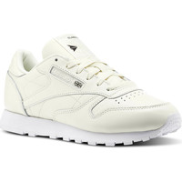 Chaussures Femme Baskets mode Reebok Classic Classic Leather x FACE Stockholm Blanc / Noir