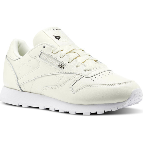 Reebok Classic Classic Leather x FACE Stockholm Blanc / Noir