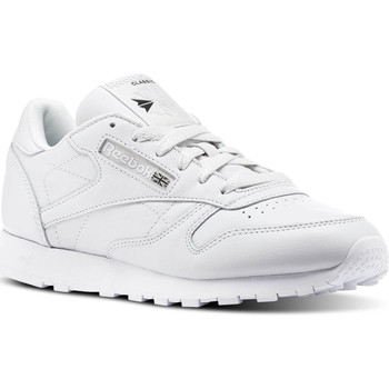 Chaussures Femme Baskets basses Reebok Classic Classic Leather x FACE Stockholm Blanc / Blanc
