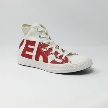 Chaussures Homme Baskets basses Converse CTAS HI WORMARK  BLANC/ROUGE rouge
