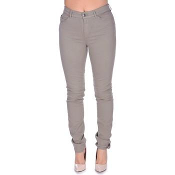 Vêtements Femme Pantalons 5 poches Armani jeans DAHLIA J18 Taupe