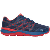 Chaussures Homme Running / trail The North Face ULTRA CUSHION Bleu