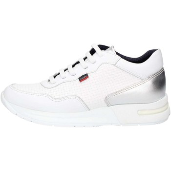 Chaussures Femme Baskets basses CallagHan 92106 Sneakers Femme blanc