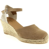 Chaussures Femme Espadrilles Emma 13150 Taupe