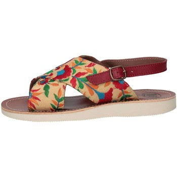 Chaussures Fille Sandales et Nu-pieds Pe'pe' 01230-PEON/HERSB Multicolore