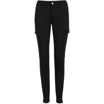 Vêtements Femme Pantalons Liu Jo WXX040 Noir