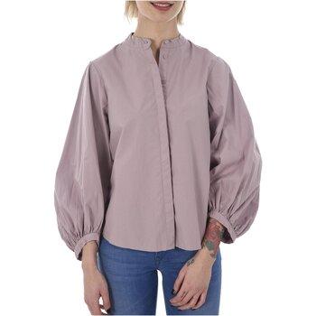 Chemise Vero moda chemise manches bouffantes thea -
