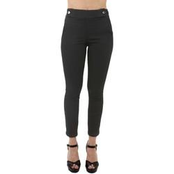 Vêtements Femme Leggings Liu Jo U67028 Noir