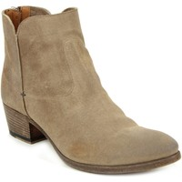 Chaussures Femme Boots Pantanetti boots velours beige Beige