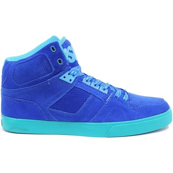 Chaussures Homme Baskets montantes Osiris Basket montante Nyc 83 VLC Blue blue sea US9 EU42 Noir