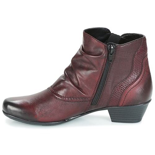 Femme Bottines Remonte Bordeau Sorial Dorndorf Chaussures 34Aq5LjcR