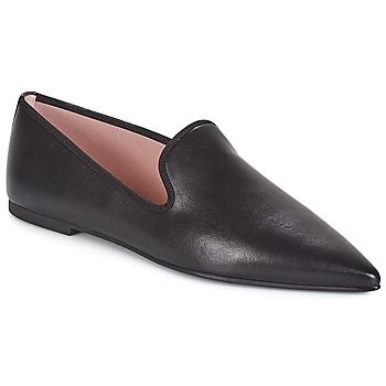 Chaussures Femme Slips on Pretty Ballerinas BELALE COTON NEGRO