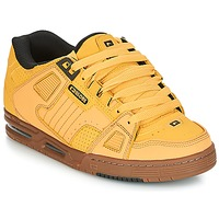 Chaussures Homme Baskets basses Globe SABRE Jaune