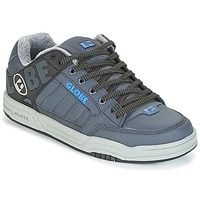 Chaussures Homme Baskets basses Globe TILT EBONY GREY