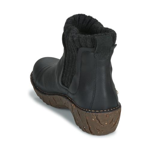 Yggdrasil Femme Naturalista Boots Noir El PiTXZuOk