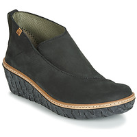 Chaussures Femme Low boots El Naturalista MYTH YGGDRASIL Noir