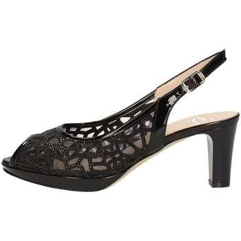 Chaussures Femme Sandales et Nu-pieds Musella 018535 NOIR
