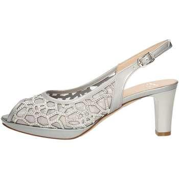 Chaussures Femme Sandales et Nu-pieds Musella 018535 ARGENT
