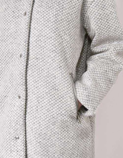DUCHESSE  Le Temps des Cerises  manteaux  femme  gris