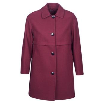 Vêtements Femme Manteaux Sisley FAREDA Bordeaux