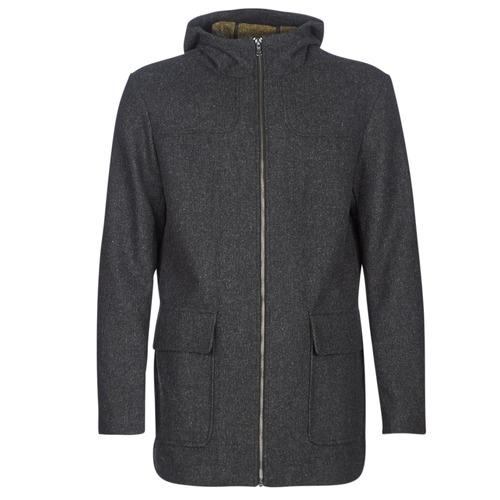 Vêtements Homme Manteaux Sisley FEDVUN Gris