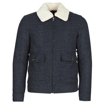 Vêtements Homme Manteaux Sisley FADVIN Gris