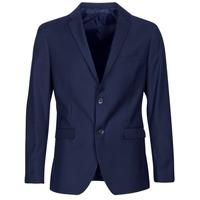 Vêtements Homme Vestes / Blazers Sisley FASERTY Marine