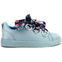 Chaussures Femme Baskets basses Cendriyon Baskets Bleu Chaussures Femme, Bleu