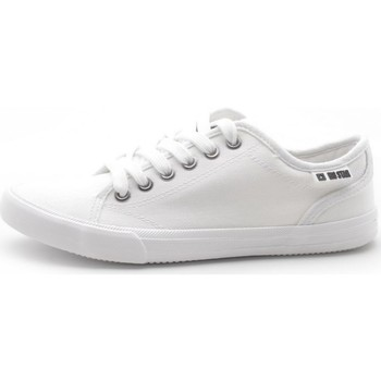 Chaussures Femme Baskets basses Big Star W274835 Blanc