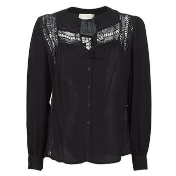 Vêtements Femme Tops / Blouses See U Soon TARA Noir
