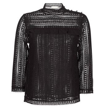 Vêtements Femme Tops / Blouses See U Soon TELICA Noir