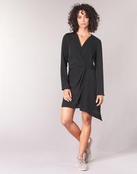 Vêtements Femme Robes courtes See U Soon TUNGURA Noir