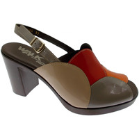 Chaussures Femme Sandales et Nu-pieds Melluso MER8545Emi rosso