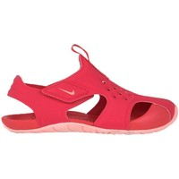Chaussures Enfant Sandales et Nu-pieds Nike Sunray Protect 2 PS Rose
