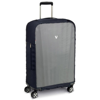Sacs Valises Souples Roncato House de protection valise medium  ref_ron43099 noir Noir