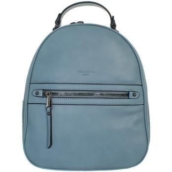 Sacs Sacs à dos Hexagona Sac à dos  en cuir ref_xga43161-bleu clair-23*30*10 Bleu