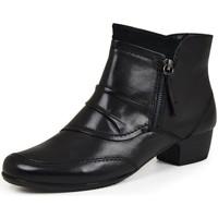 Chaussures Femme Ville basse Jana 25331 Noir