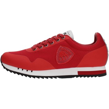 Chaussures Homme Baskets basses Blauer 8SDETROIT04/MES Sneakers Homme RED RED