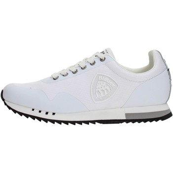Chaussures Homme Baskets basses Blauer 8SDETROIT04/MES Sneakers Homme WHITE WHITE