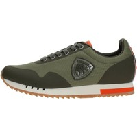 Chaussures Homme Baskets basses Blauer 8SDETROIT04/MES Sneakers Homme MILITARY GREEN MILITARY GREEN